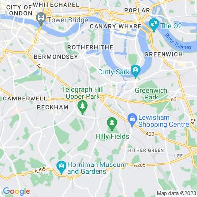 Goldsmiths College Location