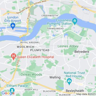 Plumstead Gardens Location