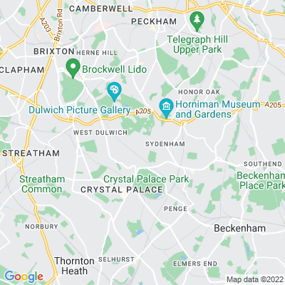 Dulwich Woods Location