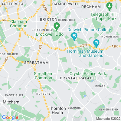 West Norwood Cemetery Location