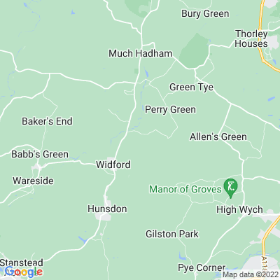 Manor House, The, Tydd St Giles Location