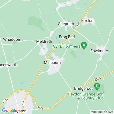 Melbourn Village College Location