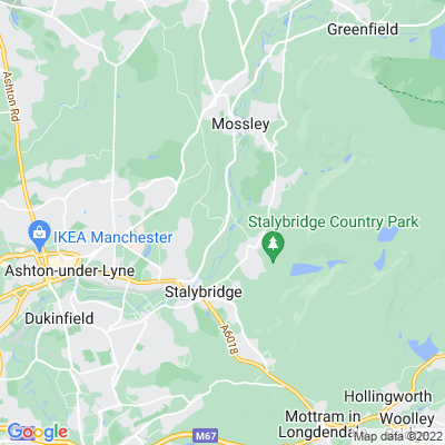 Rushfield Location