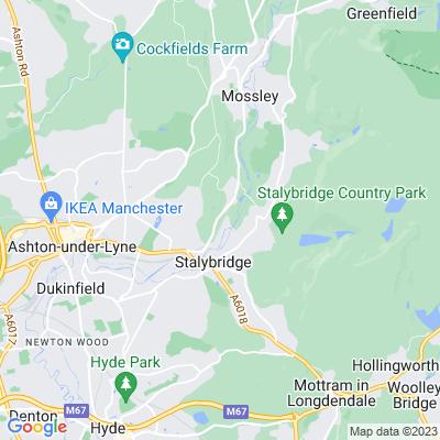 Woodfield Location