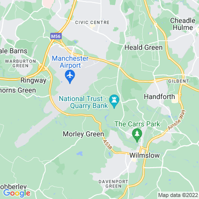 Norcliffe Hall Location