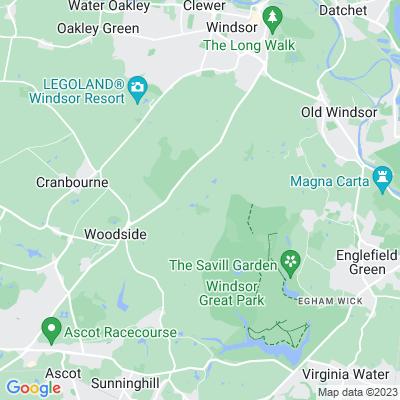 Royal Estate, Windsor Great Park Location
