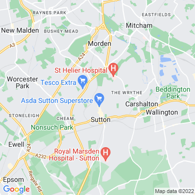 Sutton Green Location