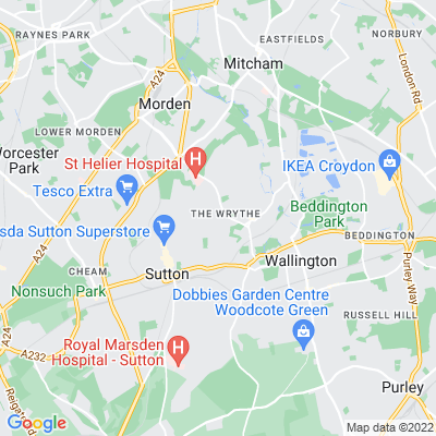 Royston Park Location