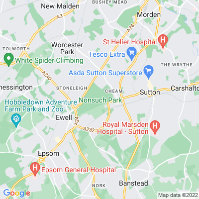 Nonsuch Park Location