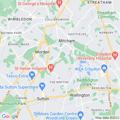 Revesby Wood Location