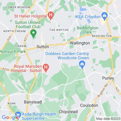 Radcliffe Gardens Location