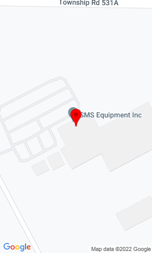 Google Map of SMS Equipment 11285, 274 Street, Acheson, AB, T7X 6P9