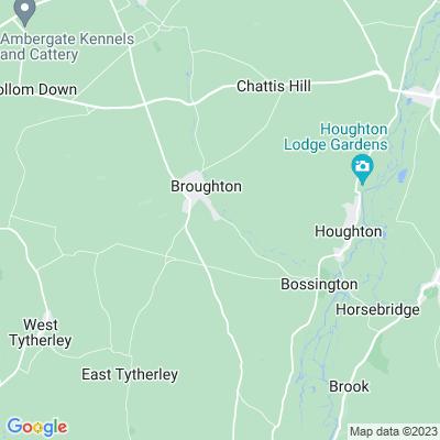 Bossington Park Location