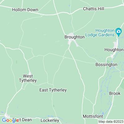 Queenwood College Location