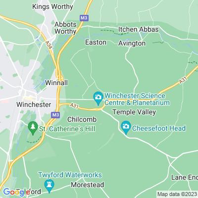 Tichborne Park Location