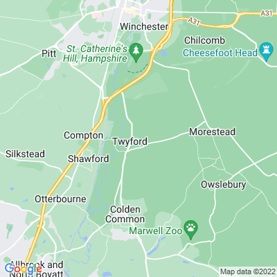 Orchard Close Location