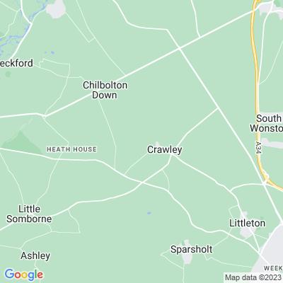 Crawley Court Location