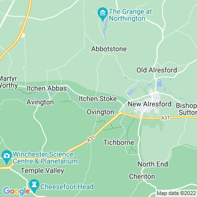 Abbotstone Location