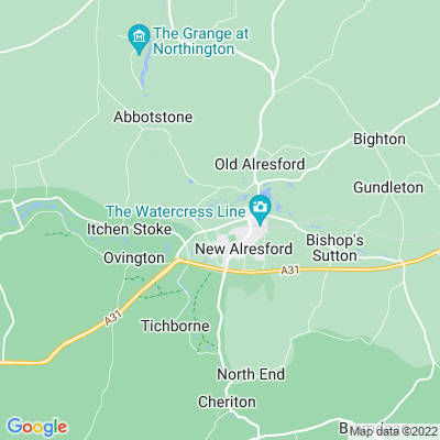 Arlebury Park Location