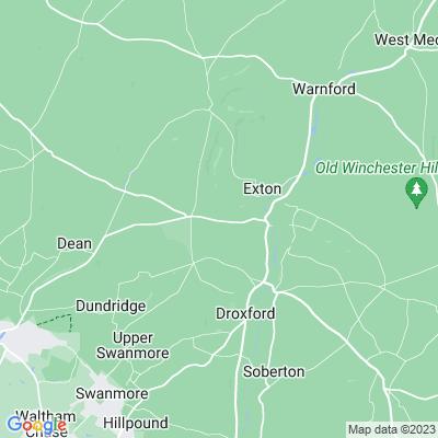 Corhampton House Location