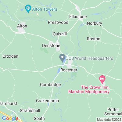 JCB Factory Location