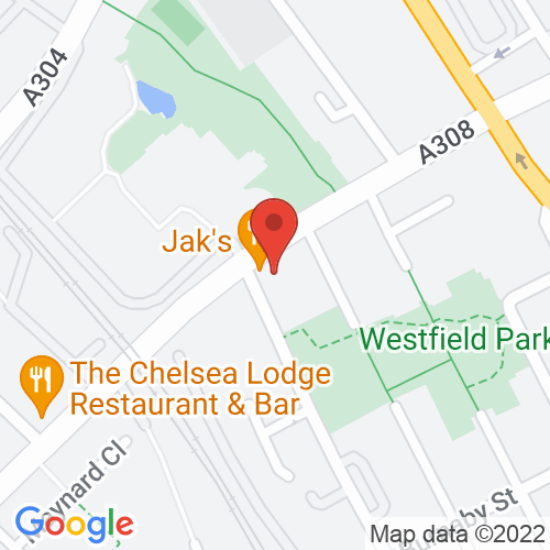 Google Map of  Hatchwell Antiques