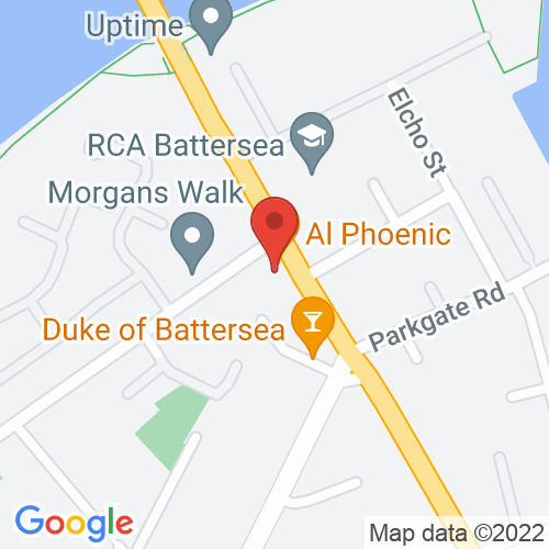 Google Map of Robert Young Antiques