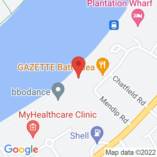 Google Map of Claudia  Hill at Ellison Fine Art