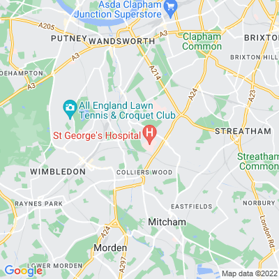 Lambeth Cemetery and Crematorium Location