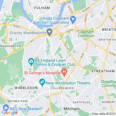 Swaby Gardens Location