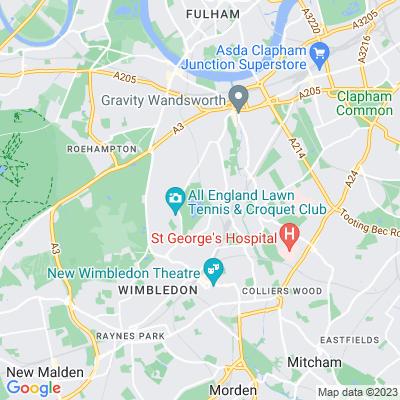 Wimbledon Park Location