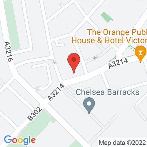 Google Map of Haynes Fine Art