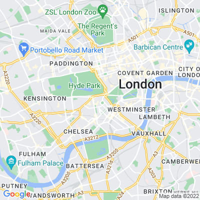 Wilton Crescent Location