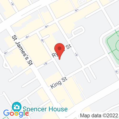 Google Map of Max Rutherston Ltd