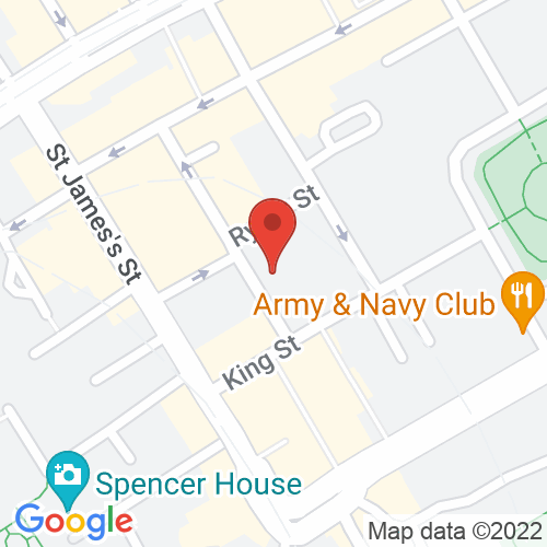Google Map of Daniel Crouch Rare Books LLP