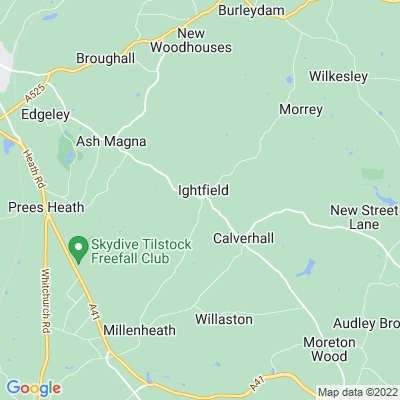 Ightfield Park Location