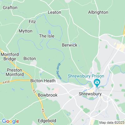 Berwick Park Location