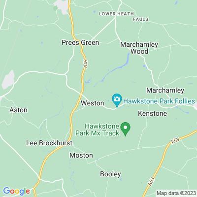 Hawkstone Location