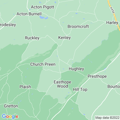 Preen Manor Location
