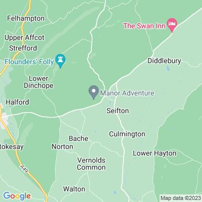 Culmington Manor Location