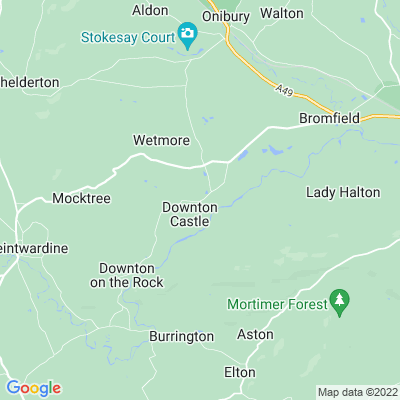 Downton Castle Location