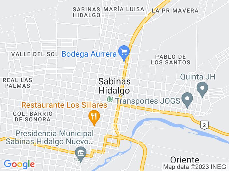 Sabinas Hidalgo, Nuevo León