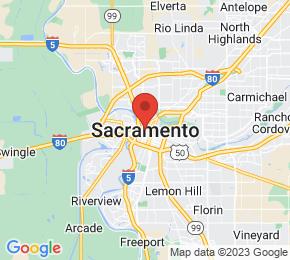 Job Map - Sacramento, California  US