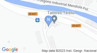 Txistu tailerra mapa