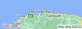 Montego Bay map