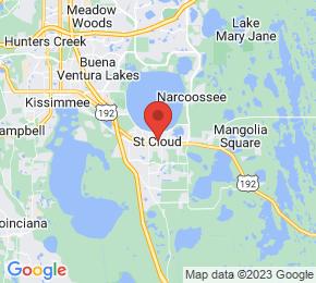Job Map - Saint Cloud, Florida  US