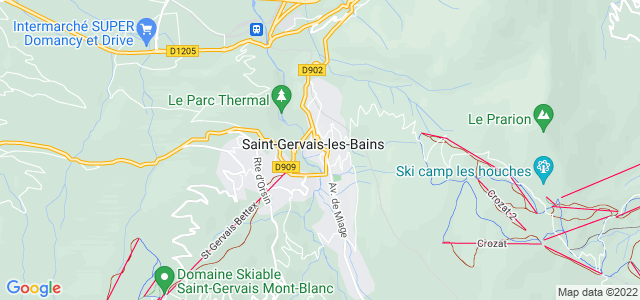 Saint Gervais, French Alps - França