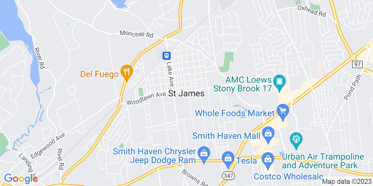 Saint James, NY