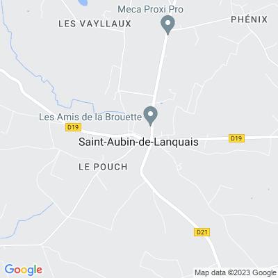 bed and breakfast Saint-Aubin-de-Lanquais