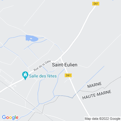 bed and breakfast Saint-Eulien